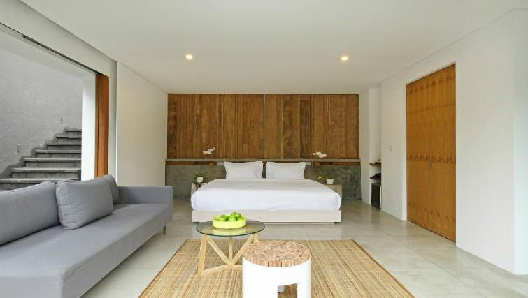 Modern design in Aria Villas Ubud