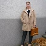 Mein Neues Winter Buro Outfit Ein Camel Coat Fur Alle Falle Inbetweenie Must Haves