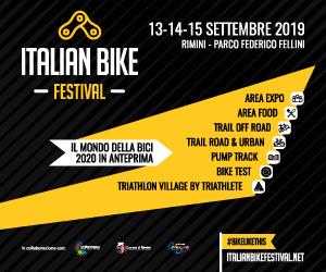 ITALIAN BIKE FESTIVAL BANNER DX
