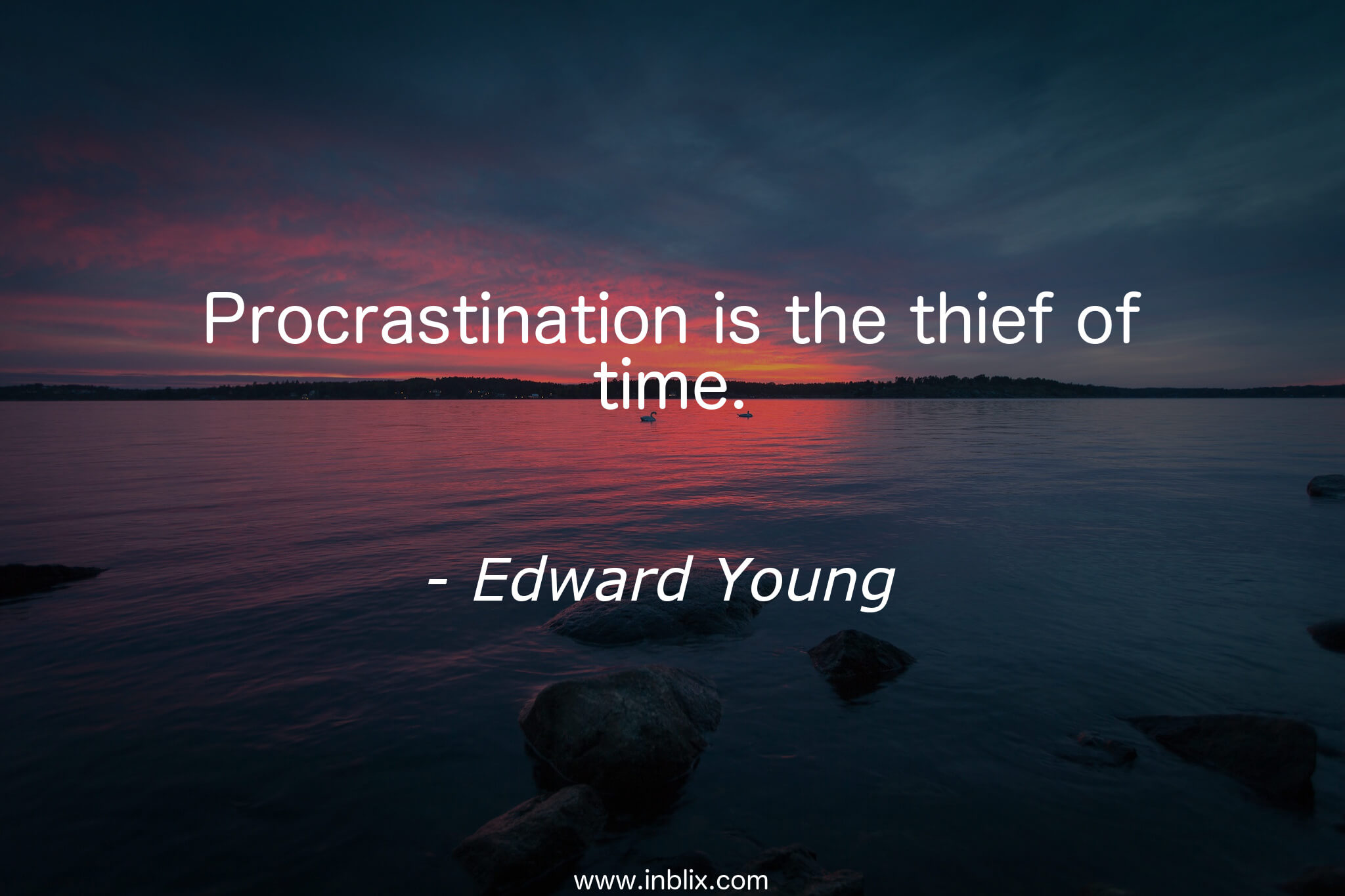 Image result for procrastination is the thief of time