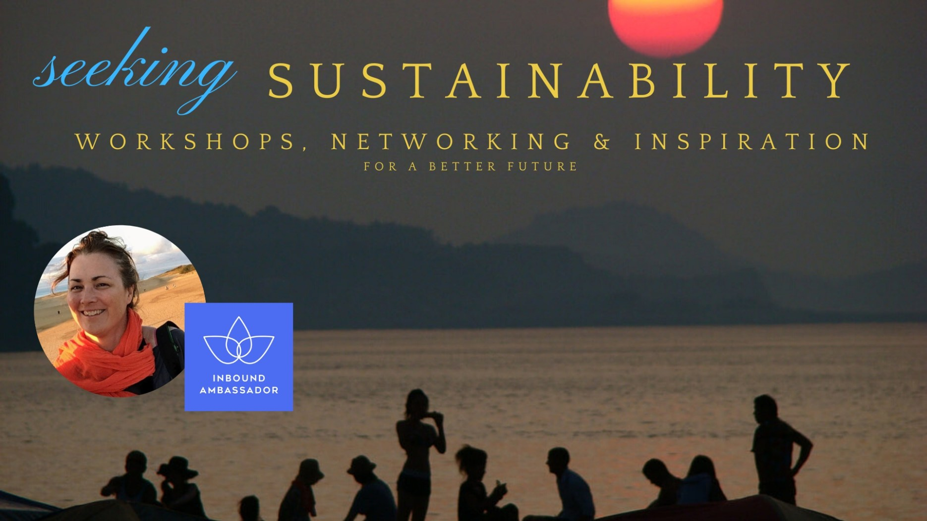 Seeking Sustainability Event
