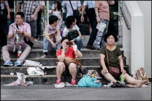 Chinese travelers