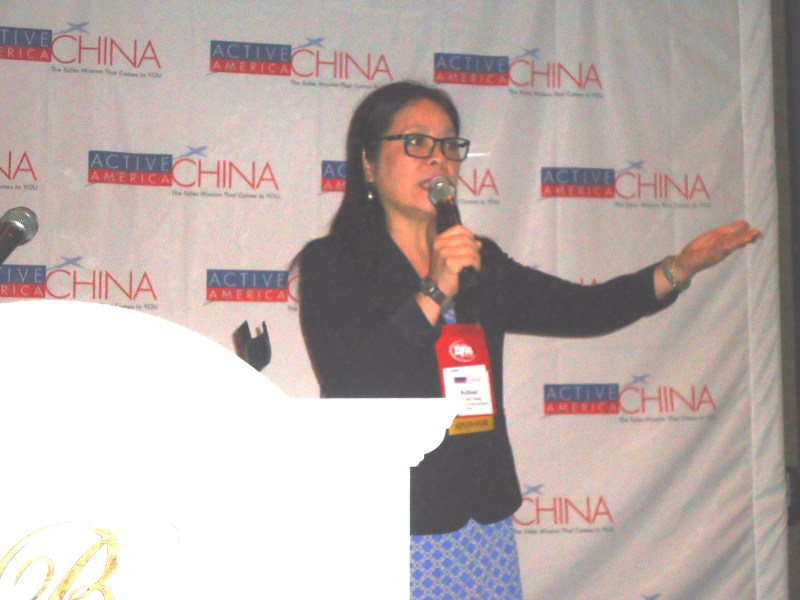 Rolland Cheng, worldwide sales manager, Best Western International