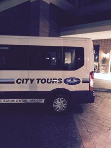 City Tours Van