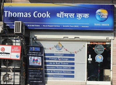 Thomas cook india forex