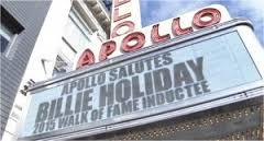 Billie Holiday ApolloTheatre
