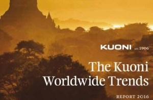 Kuoni Worldwide Trends