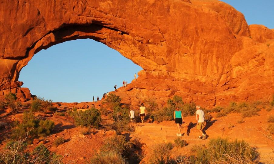 Arches Natl Park Utah