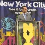 NYC news conf
