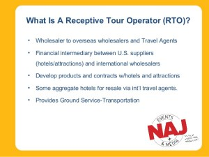 Receptive Tour Operator Definition