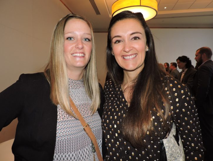 Jessica Weissman, web manager, Visit Denver; and Amanda Watkins, associate director—marketing, Visit Denver