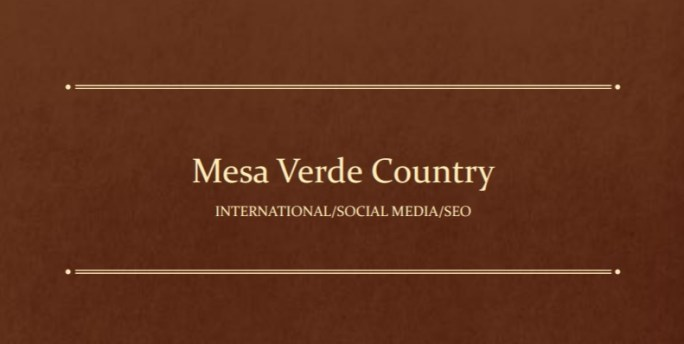 Mesa Verde #1