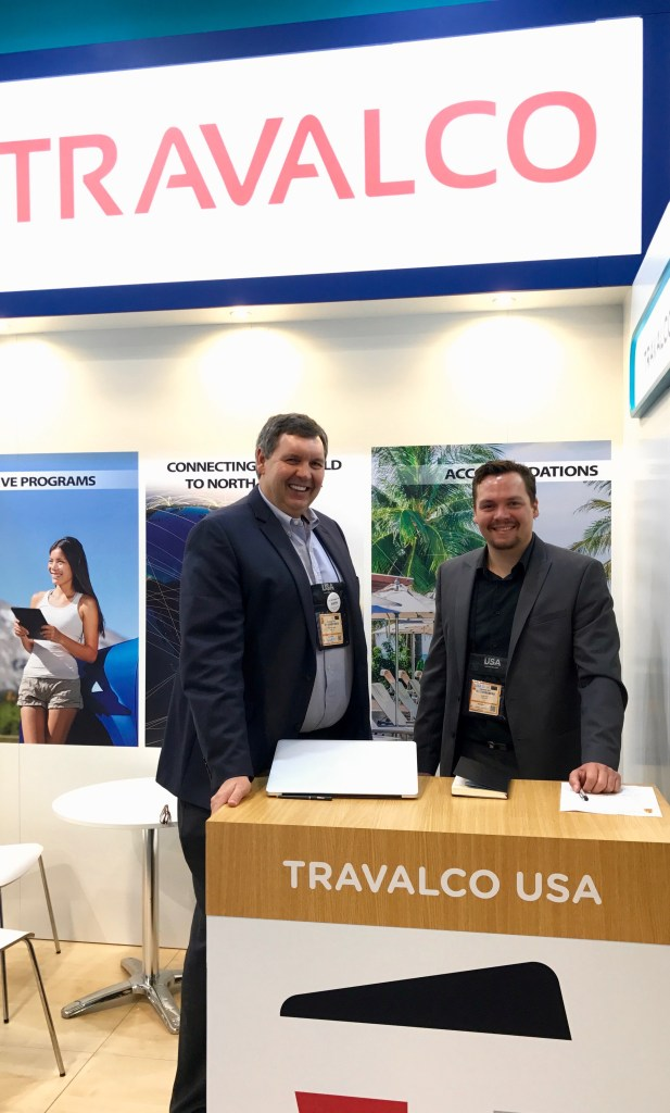 Peter van Berkel and Chris Rust, Travalco