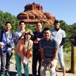 Japanese travelers
