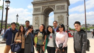 Q: How Many Chinese Travel to Europe? A: What Figure do you want to Hear?