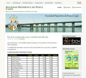 Sociedad Deportiva de Pesca de Caspe