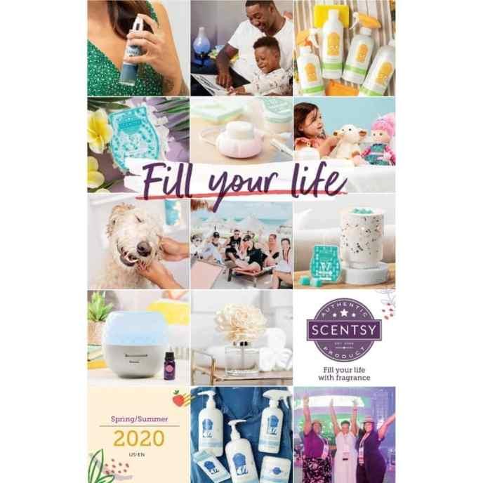 Image result for scentsy spring summer 2020 catalog