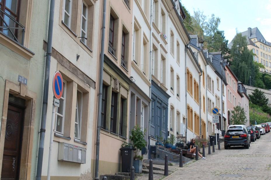Huizen in Luxemburg Stad