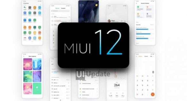 MIUI 12 Güncellemesi Avrupadaki Cihazlara Gönderilmeye Başlandı