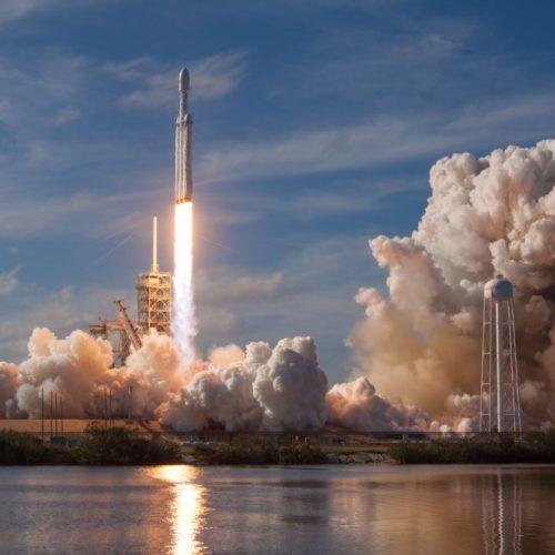 Nieuw: ruimtereis als incentive