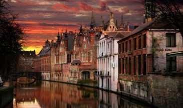 Bourgondisch bedrijfsuitje Brugge