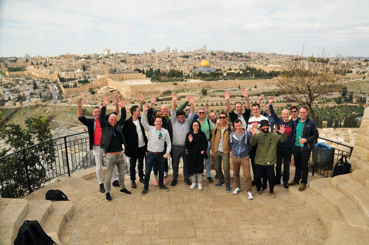 Israël - Tel Aviv - Jeruzalem incentivereis
