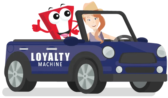 Customer Loyalty Machine