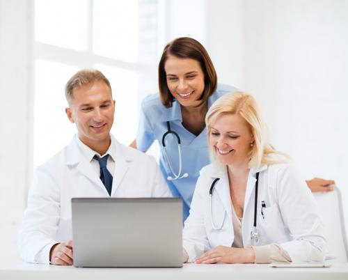 More health care providers working on efficient document management