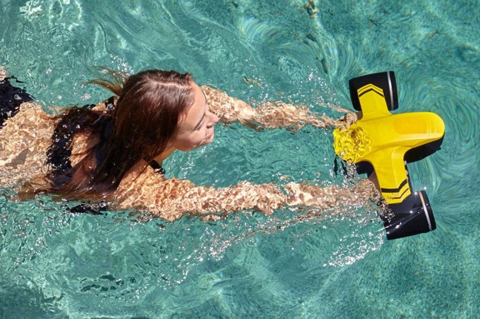 SeaFLyer, underwater scooter