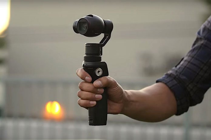 Osmo Pocket Stabilized camera