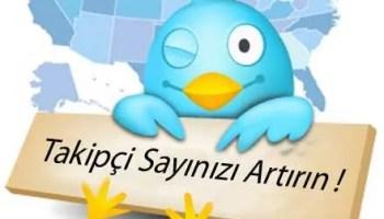 Twitter'da Takipçi Arttırma | Takipçi kazanma yolları |