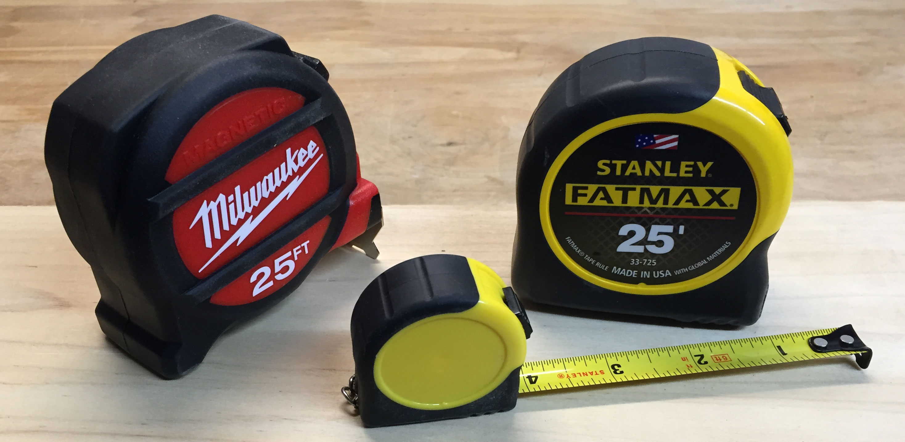 The Best Tape Measures Reviewed
