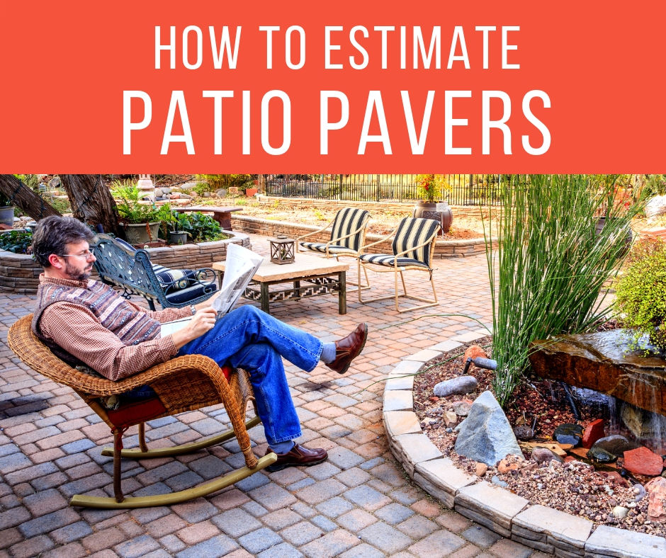paver calculator and price estimator