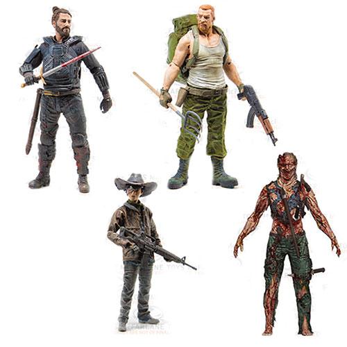 mcfarlane walking dead series 9 figures means lumber