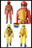 2001: A Space Odyssey MAF EX Action Figure Space Suits