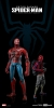 "3A Toys PETER PARKER / SPIDER-MAN 12"" Figure Set"