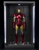 Bandai - IRON MAN MARK VI + HALL OF ARMOR SET