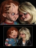 Bride of Chucky - Tiffany & Chucky Dolls