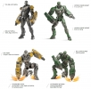 Comicave - Iron Man: Striker & Gamma 1/12 scale Two-Pack