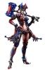 DC Comics Variant Play Arts Kai Action Figure Harley Quinn