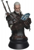 Dark Horse The Witcher 3 Wild Hunt Geralt Playing Gwent Bust