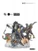 Iron Studios - Diorama 1/6 Lobo by Ivan Reis