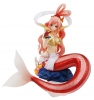 One Piece P.O.P Sailing Again PVC Statue Princess Shirahoshi