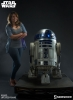 Sideshow: Star Wars R2-D2 Life-Size Figure