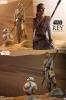 Sideshow - Star Wars: Rey BB-8 Premium Format Bundle