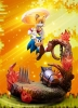 Sonic the Hedgehog Statue Sonic & Tails