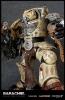 Space Marine Terminators 1/4 Deathwing Terminator Barachiel