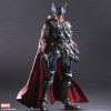 Square-Enix Thor Variant Play Arts Action Figure