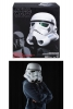 Star Wars Rogue One 1/1 Voice Changer Helmet Stormtrooper