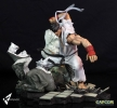 Street Fighter Battle of the Brothers Ryu Diorama